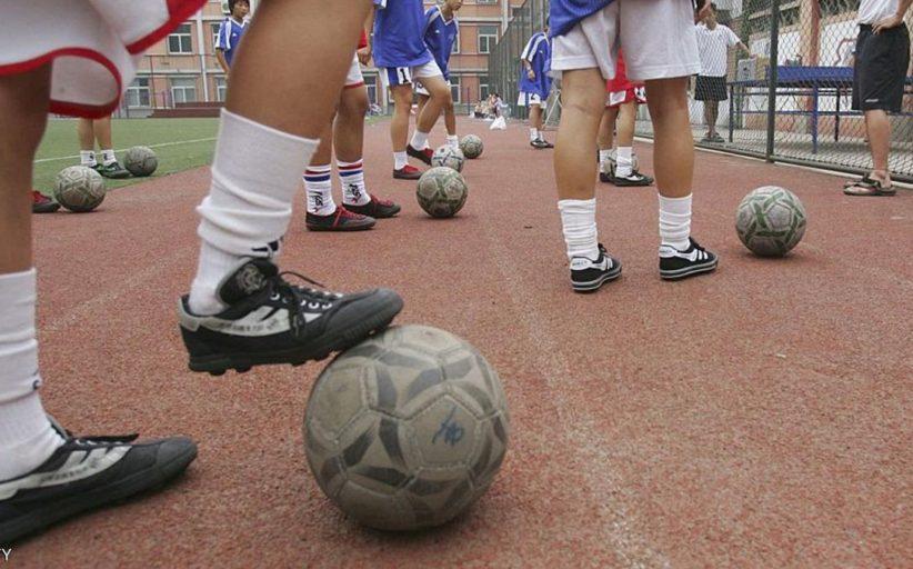 فريق كرة يتحوّل لمواجهة داعش